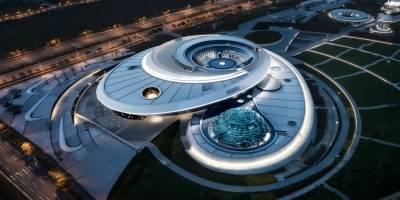 מוזיאון האסטרונומיה בשנגחאי