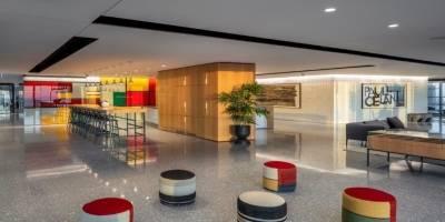 עיצוב ותכנון משרדי II SVB  חשיפת אדריכלים