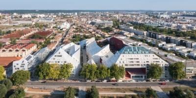 דיור ציבורי מעוצב בצרפת