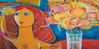 מציירים סיפור אהבה בגלריה חנקין, חולון