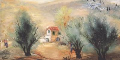 זית אצל זית תערוכה בבית ראובן