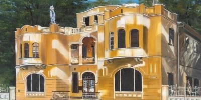 תל אביב בסיבוב- אדריכלות תל אביבית בציור