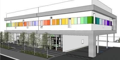 תערוכת עיצוב של בוגרי מכללות אורט בקניוני עזריאלי