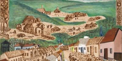 מסע במרחב הזמן לרומניה בבית האמנים תל אביב