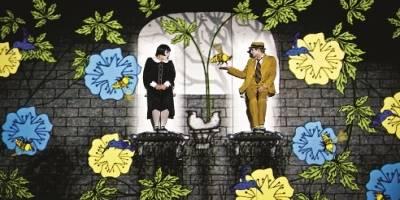 אנימציה יוצאת דופן ואקשן חי בחליל הקסם האופרה הישראלית